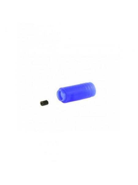 РЕЗИНКА Hop-Up AHU-0008 голубая силиконовая удлиненая 70' SHS