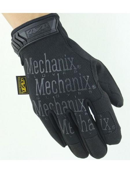 Перчатки Mechanix черный XL