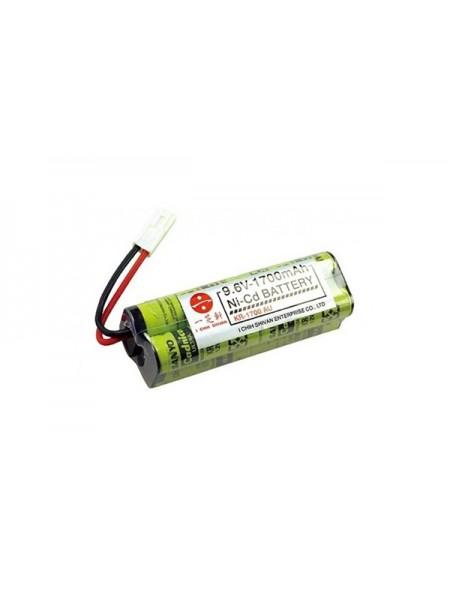 Аккумулятор 1700 mAh ICS 9,6V (Sanyo)