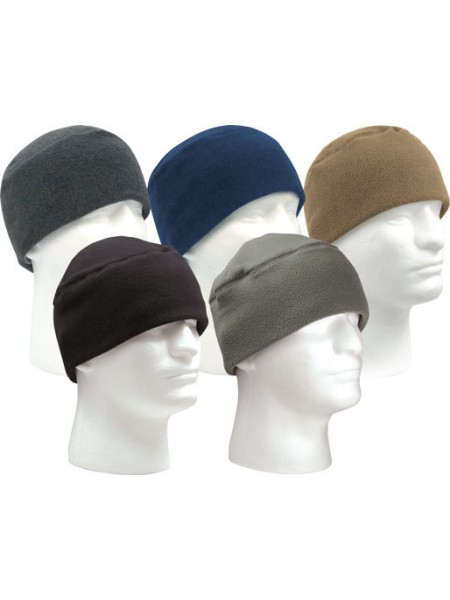 ШАПКА GI TYPE POLAR FLEECE WATCH CAP NAVY BLUE код ROTHCO 8460