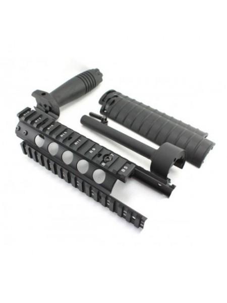 ЦЕВЬЕ MP5 RIS aluminum CYMA C52
