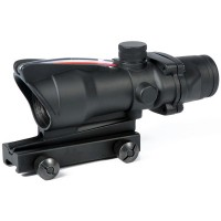 КОЛЛИМАТОР ACOG Real Fiber 1x32 Red/Green Dot AS-SP0039