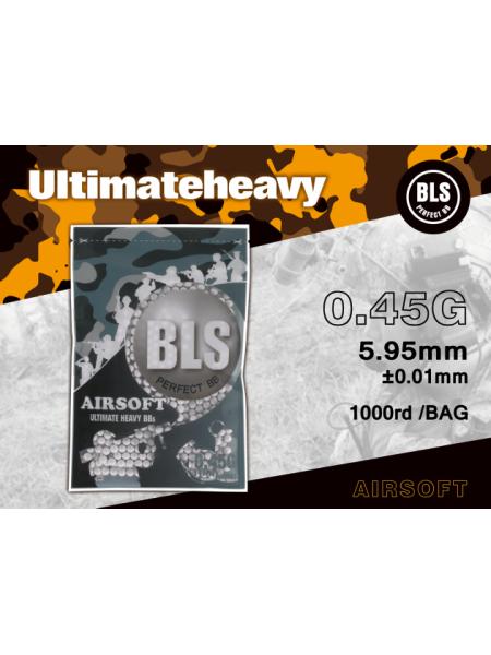 Шарики BLS 0,45 (1кг, слоновая кость, пакет) (20 пакетов в коробке) Taiwan 1KG-H45I