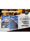 Шарики BLS 0,36 (1000шт, белые, пакет) (40 пакетов в коробке) Taiwan 1BA-PLA36
