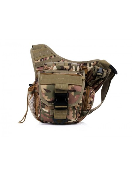 СУМКА НАПЛЕЧНАЯ Tactical Utility Side Shoulder Carrier AS-BS0017CP