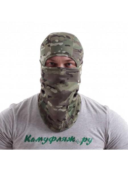 Балаклава-маска Keotica Фантом 100% пэ multicam