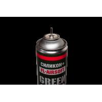 ГАЗ Green gas (Силикон +) FL-AIRSOFT 1000 мл