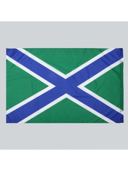 Флаг Морские пограничные войска, 90х150 см, полиэстер 2763519