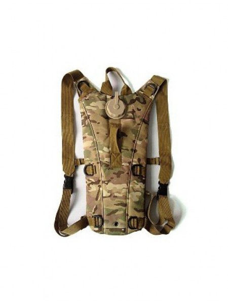 ГИДРАТОР В ЧЕХЛЕ US Army 3L (Мультикам;)