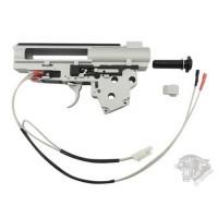 ГИРБОКС с проводкой V3 Standard QD Gear Box Shell - быстрая замена пружины, проводка вперед, А-17