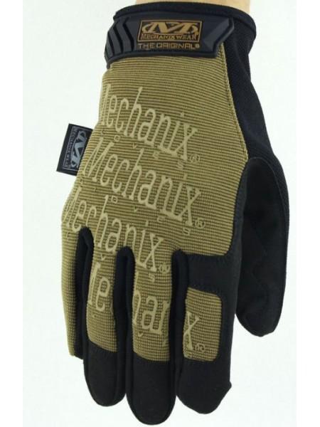 Перчатки Mechanix кайот L