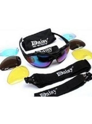 ОЧКИ ЗАЩИТНЫЕ Daisy C4 IPSC UV400 AS-GG0020