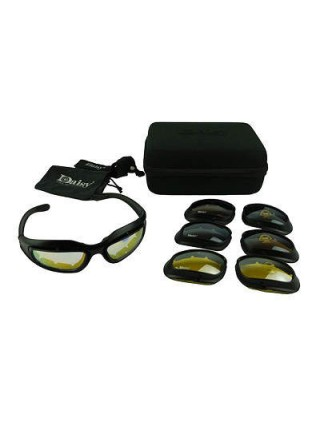 ОЧКИ ЗАЩИТНЫЕ Daisy C5 4 Sets of Lenses AS-GG0021 TD-YL899