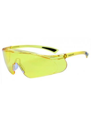 Очки защитные ИНФИНИТИ (контраст) желтые арт.114212К