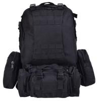 РЮКЗАК 50L Molle Assault Tactical Light Version 55x35x25cm AS-BS0051B