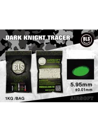 Шарики BLS трассирующие 0,25 (1кг, зеленые, пакет) (20 пакетов в коробке) Taiwan 1KG-TH25