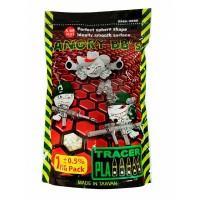 Шары для страйкбола Tracer 0.32g/1kg Taiwan Green (ANGRY BBs)